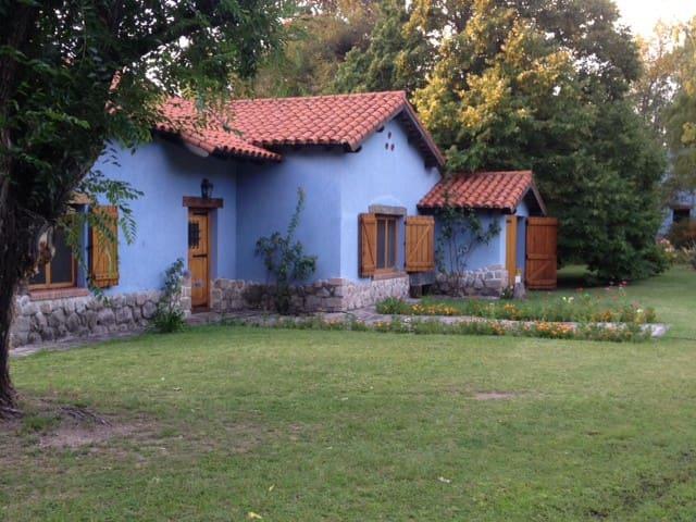 Casa de Campo Las Gracias, Nono, Traslasierra - Nono - Haus