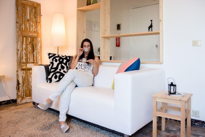 Casa vacanze 2  Via Marconi - Mondolfo - Apartamento