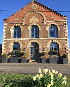 Stunning converted methodist chapel