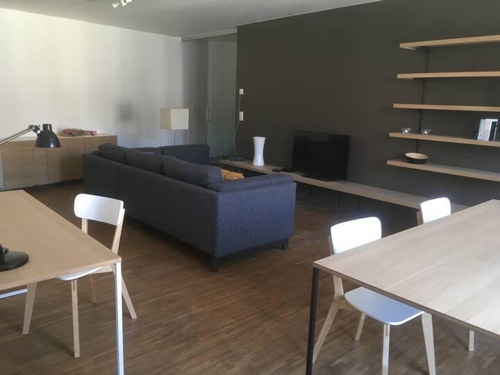 Modern, zonnig  appartement in hartje Antwerpen!