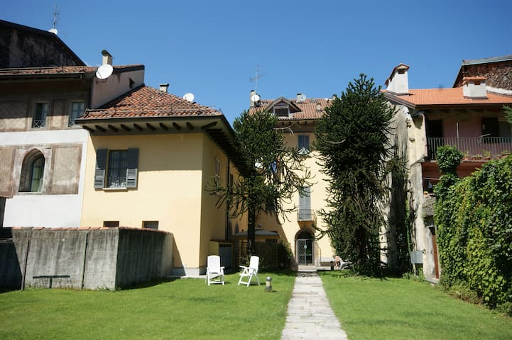 Cortile Medievale A4 - Cannobio - Apartment