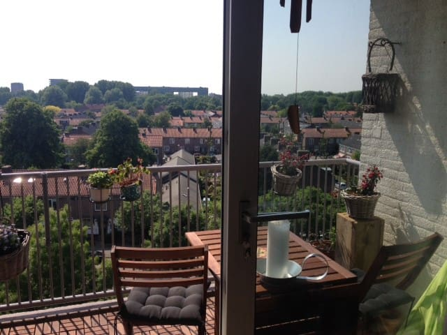 Spacious apartment, free parking - Amsterdam - Appartement