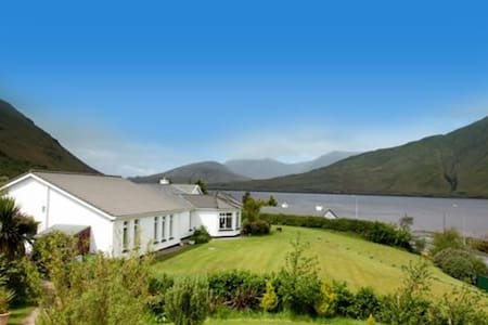 Portfinn Lodge Guesthouse - Leenaun - Bed & Breakfast