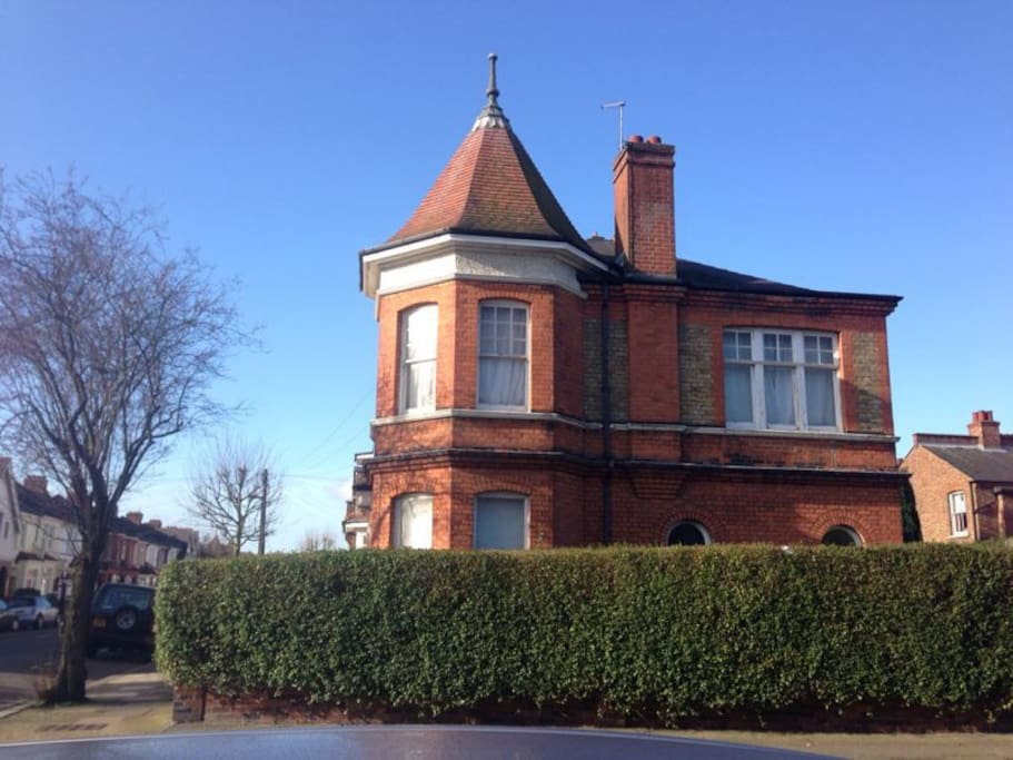 Our Victorian house in Noel Park conservation area