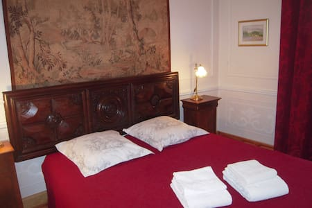 Chambre Valéry de la Maison Hérold - Saint-Basile