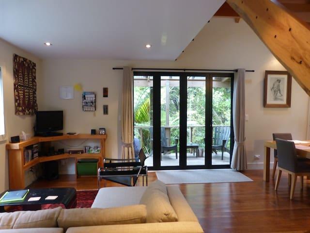 Nikau Cottage, Te Arai, Northland