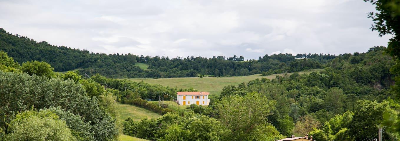 Splendido appartamento in villa - Gubbio - House
