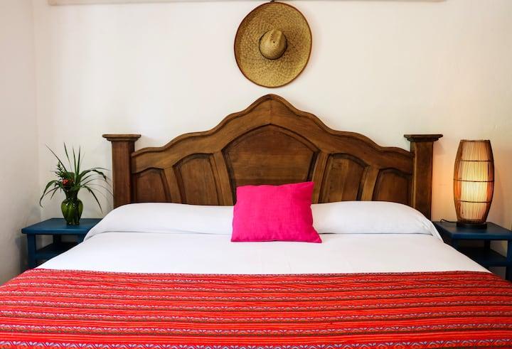 Cozy 3 Bedroom & 2 Floors Villa - DT Cozumel. V7