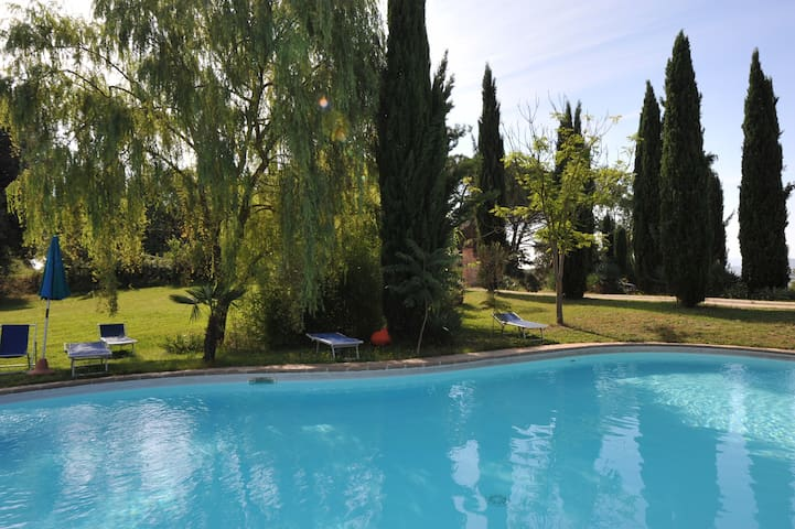Holiday in Tuscany near Siena - Buonconvento - Pousada