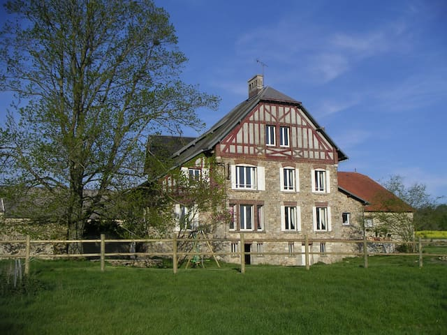 maison campagne 120km Paris par A4 - Coulonges-Cohan