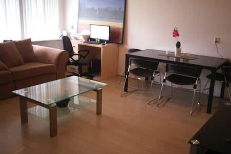 Centrico apartamento en Schiedam - Schiedam - Huoneisto