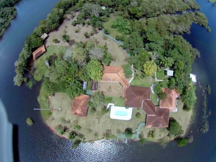 Amazon Resort Island Manaus Brasil