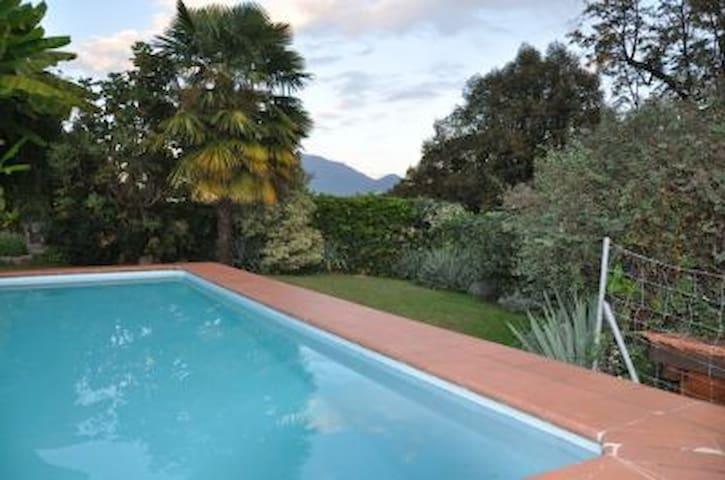 APPARTAMENTO SENZA PENSIERI - Neggio - Apartment