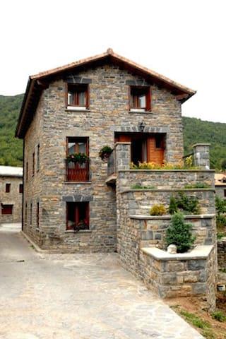 Apartamento turístico en el Pirineo Aragones - Gavín - Leilighet