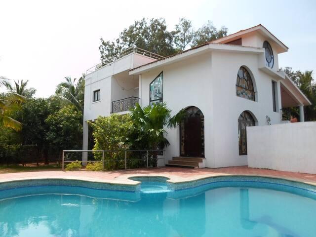 Villa near MGM and Dakshinchitra, Explore ECR!! - Kanchipuram - Villa