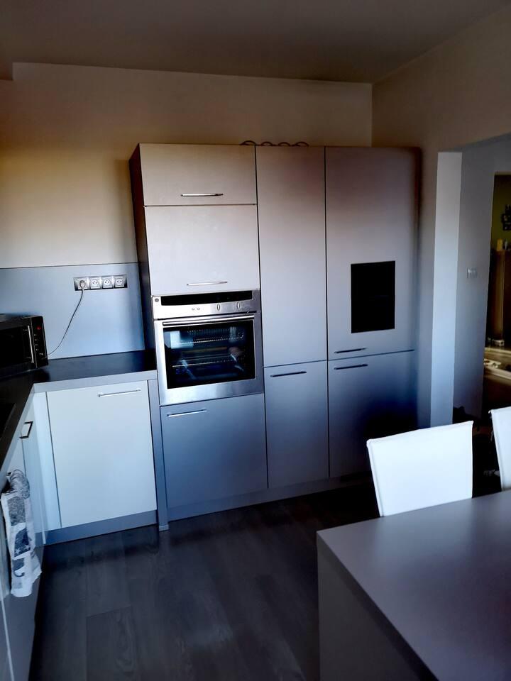 IIHF 2019, cozy flat in Kosice