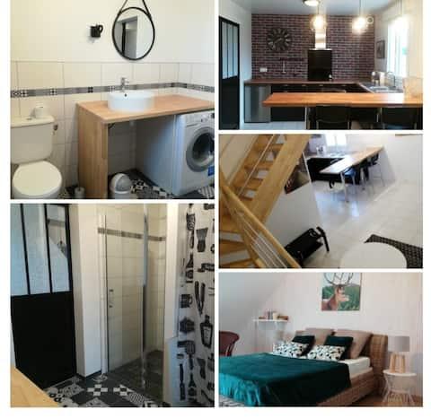 Bel Appartement pour visiter le Finistère