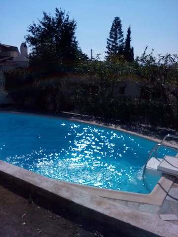 MARIA'S HOMEY WITH PRIVATE POOL AND SEA VIEW