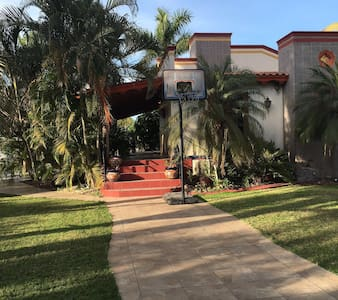 Casa de campo la Sinaloa