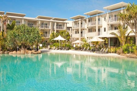 PEP4304 ONE BEDROOM OCEAN VIEW SPA SUITE - Kingscliff - Wohnung