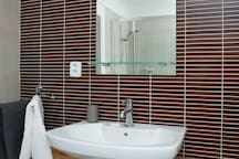 bathroom with shower just for you