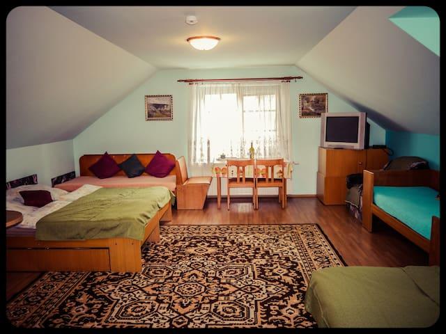 Ubytování U Machů - Mikulov - Casa