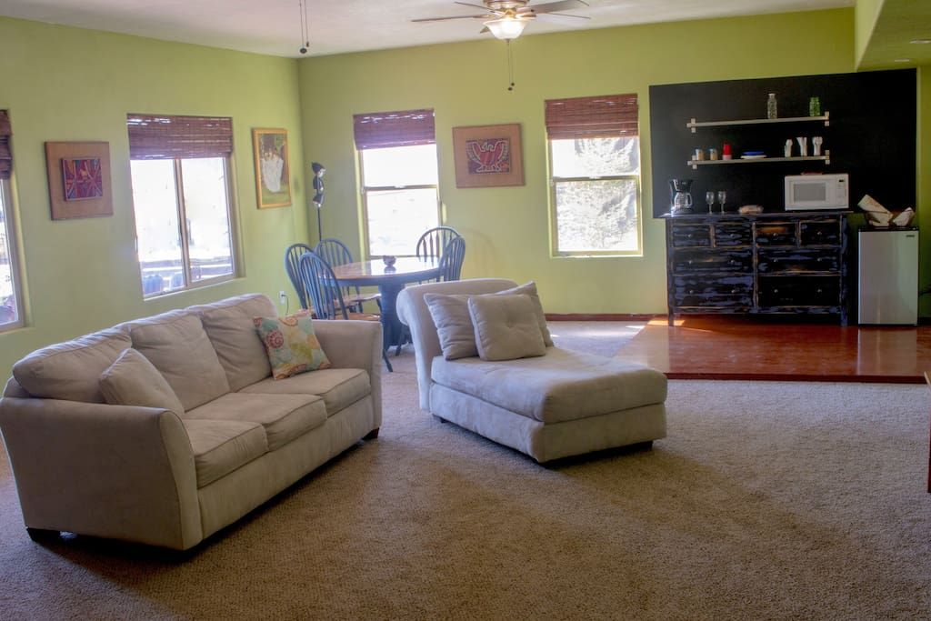 2 bedrooms at valentine bed and breakfast in toquerville