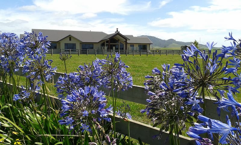 Highllyn B & B close to Hobbiton, a peaceful haven - Matamata