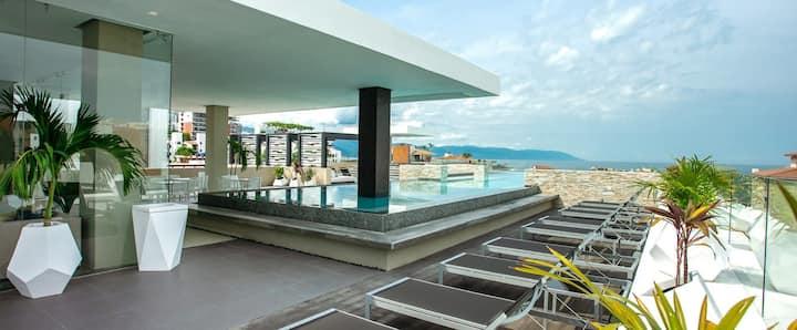 Contemporary Suite @ LOFT 268 Romantic Zone