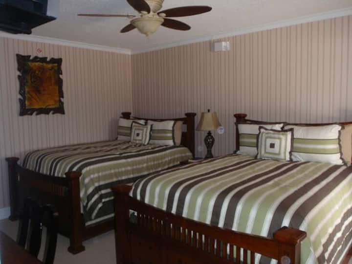 Luxury Suites with Ocean View in Tranquil Acklins