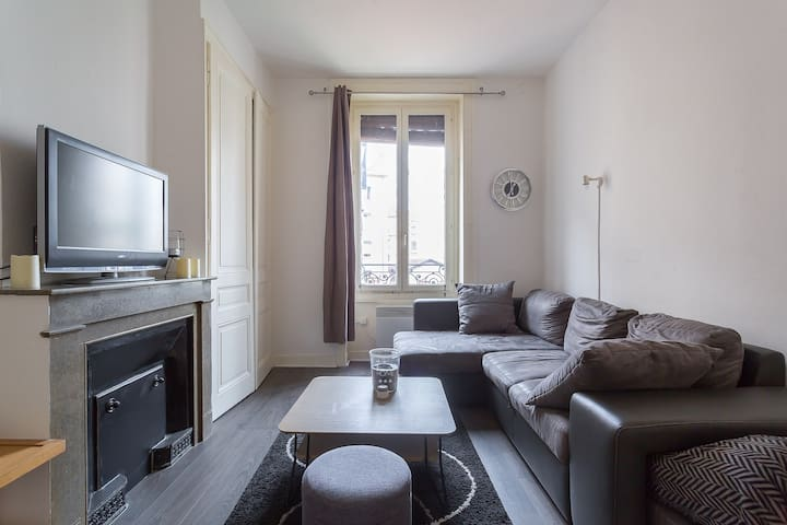 Apartment for 4 people in Villeurbanne