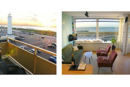 Appartement met zee uitzicht - Noordwijk - Appartement