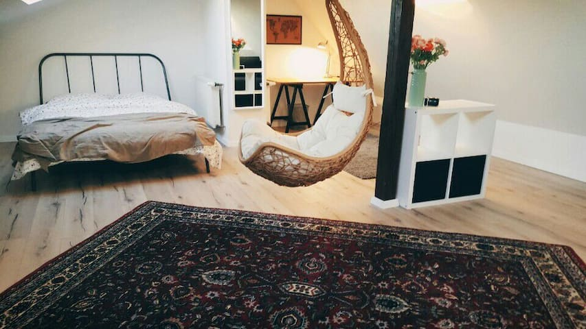 Central cozy shared apartment  W4