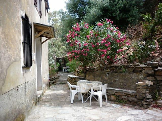 maison de village à la pointe du cap corse - Ersa - Rumah