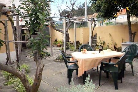 COZY BUNGALOW IN FOZ DO ARELHO'S BEACH TOWN, WI-FI - Foz do Arelho - Apartment