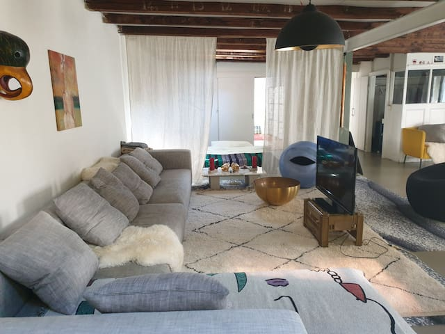Artist Loft in the heart of the city