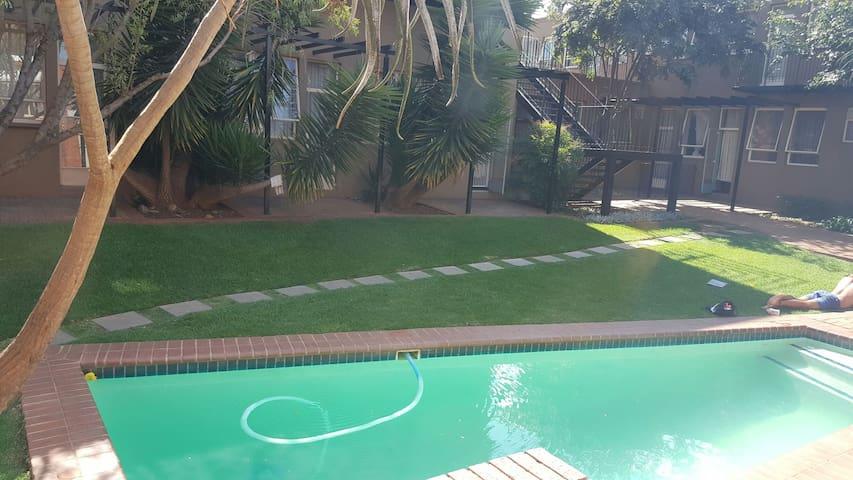 Richmond near Milpark and Melville - Johannesburg - Appartamento