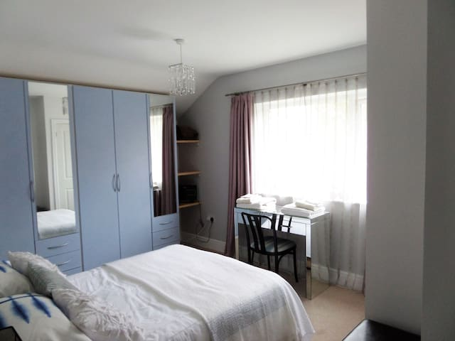Bedroom with Ensuite near Aberaeron - Aberaeron