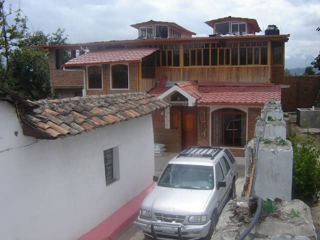 Cottage - San Antonio de Ibarra - บ้าน