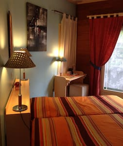 Ch. & Tab. d'Hte le PINPIN  d'Amour - Saint-Philippe - Bed & Breakfast