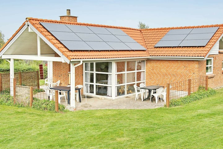 Delightful Holiday Home in Haderslev with Barbecue