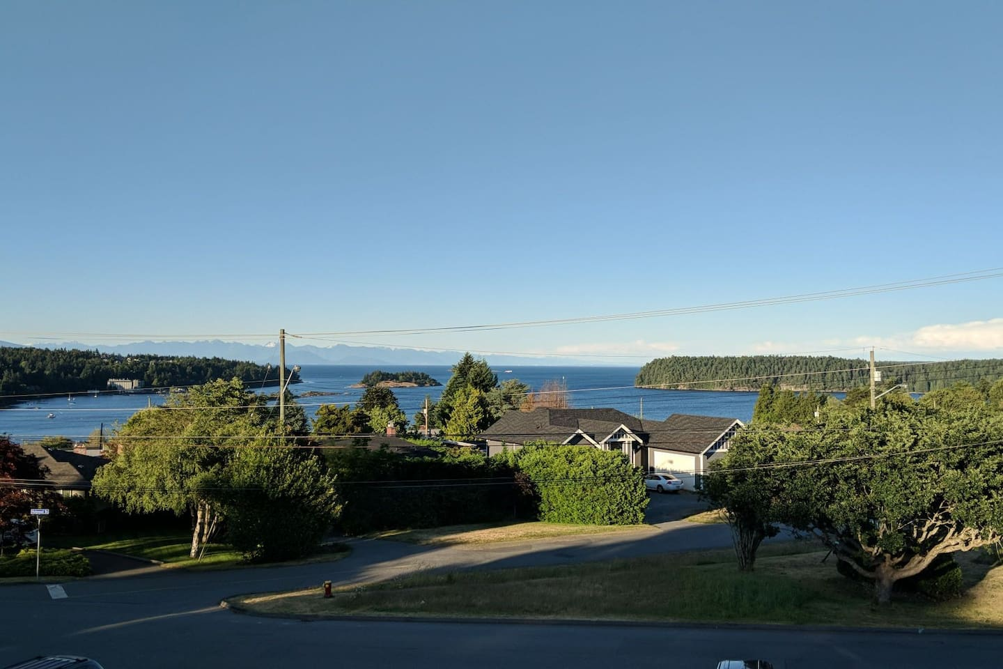 View of Departure Bay