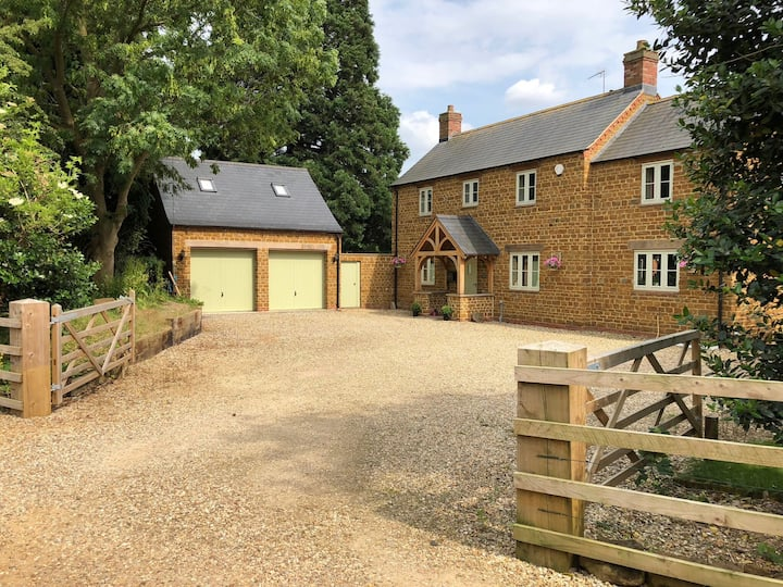 Rural annexe in Kislingbury
