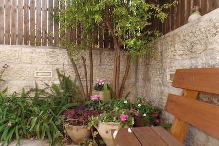 Short+Long Term-Large Garden Apart Jerusalem Area - Mevaseret Zion - 獨棟
