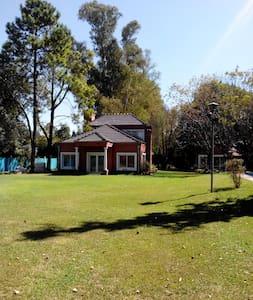 Casa Rural , naturaleza en capilla del seńor