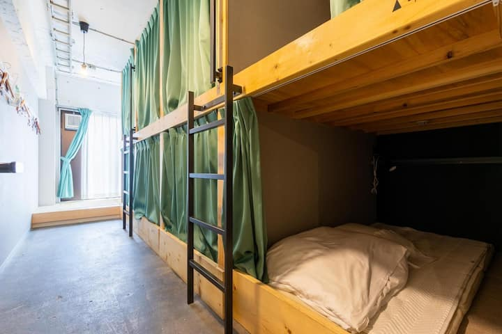 [Male Dormitory] 9mins from JRShinjuku Sta. Central East Gate on foot!
