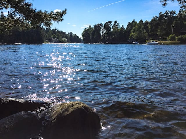 Cosy guesthouse by the sea near Stockholm - Saltsjöbaden - Other