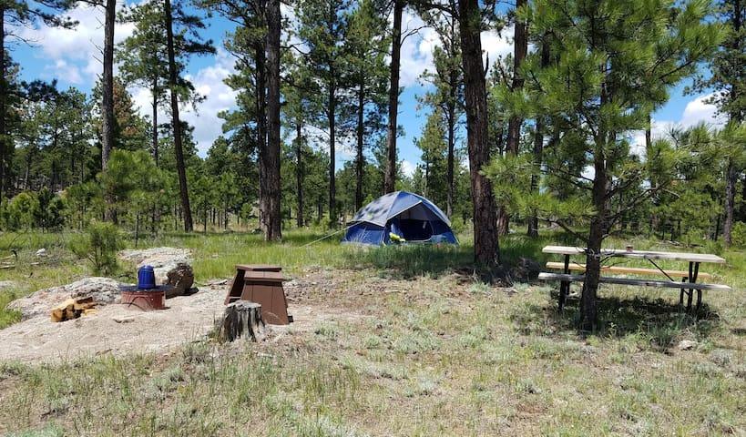 Plenty Star Ranch - Serene Nature Tent Site  No 2