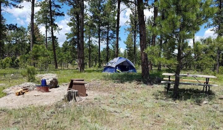 Plenty Star Ranch - Wilderness Tent Camping