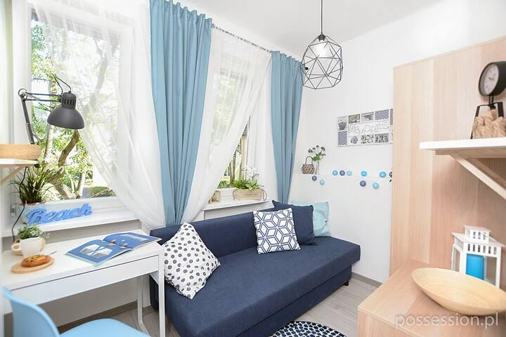 Gdynia #2 Krasickiego Pokoje Apartments Possession